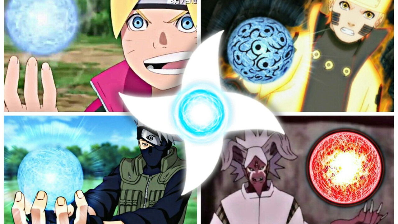 Top 10 Strongest Naruto Characters that can use RASENGAN ...