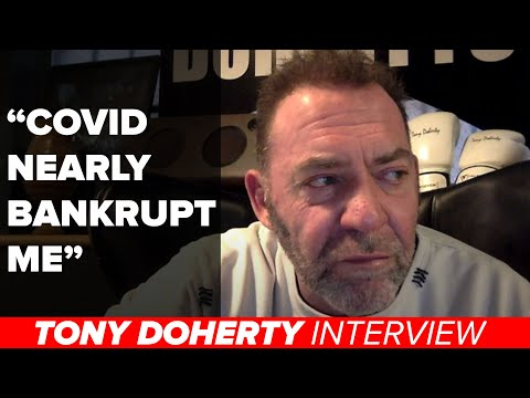 TONY DOHERTY: ARNOLD AUSTRALIA '21 IN JEOPARDY!