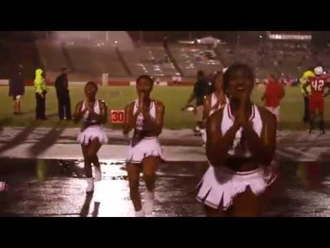 2014 WSSU Cheerleaders, Be Aggressive