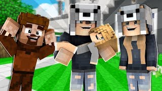 YENİ KIZ ÇOCUĞUMUZ OLDU! 😱 - Minecraft