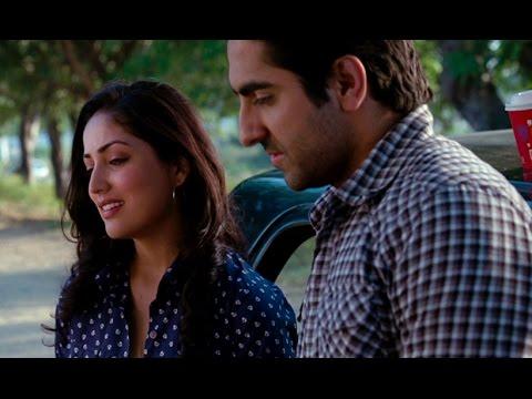 Yami Gautam asks Ayushmann Khurrana out - Vicky Donor ... Yami Gautam And Ayushmann Khurrana In Vicky Donor