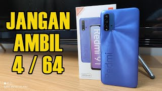 Redmi 9T FULL Review Jujur Tanpa endorse