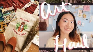 Hello LOVES! :) Today's haul is the most favorite one that I've eve...
