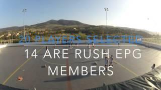 RUSH Players Dominate 2015 Serra Tournament Honors