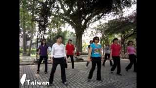 Daddy Cool - line dance (Winston Yew)