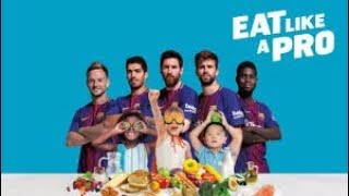 New commercial beko & fc barcelona - eatlikeapro 2018 **** don't forget to subcribe for more videos !