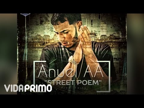 Anuel AA - Street Poem [Official Audio]