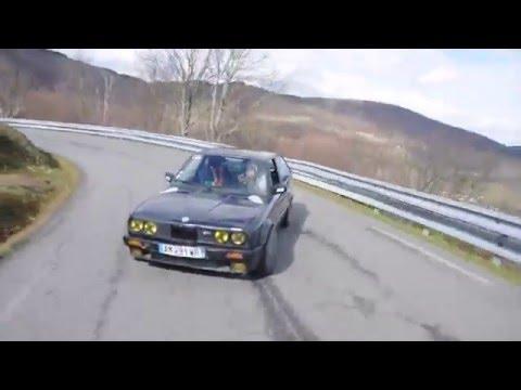 BMW Motorsport E30 Street Drift Hillclimb