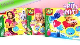 Geschenkideen für 6  bis 8 jährige Mädchen - Kreativsets von SES creative