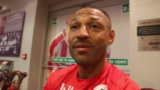 KELL BROOK - 'I WILL RELEASE BROWNIES ON SPENCE!'/ SAYS HE'D PREFER TO FACE THURMAN OVER AMIR KHAN!