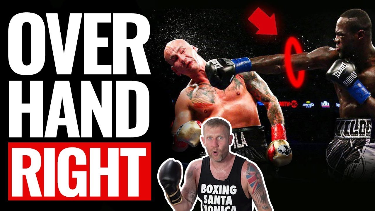 How to Throw & Land The Overhand Right in Boxing