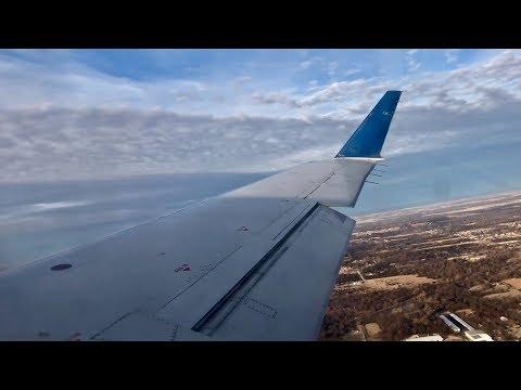 SkyWest Airlines – Bombardier CRJ-100ER – JLN-DFW – Full Flight – N594SW –  IFS Ep. 184