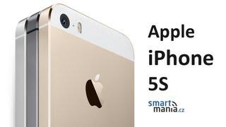 Apple iPhone 5s(Videorecenze nového iPhone 5s, který nabízí 64bit procesor, 4