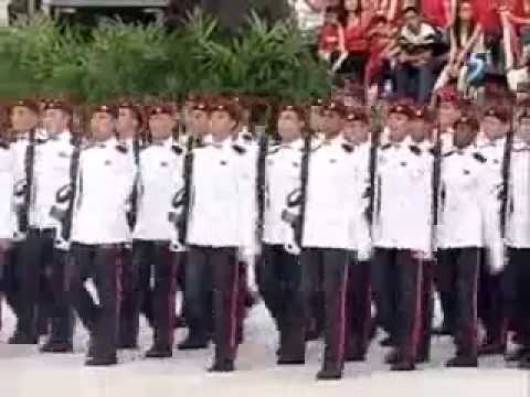 Singapore National Day Parade 2006 (NDP 2006)《国庆庆典2006》FULL TV COVERAGE