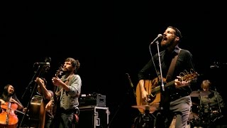 The Avett Brothers live at Red Rocks July 9, 2011