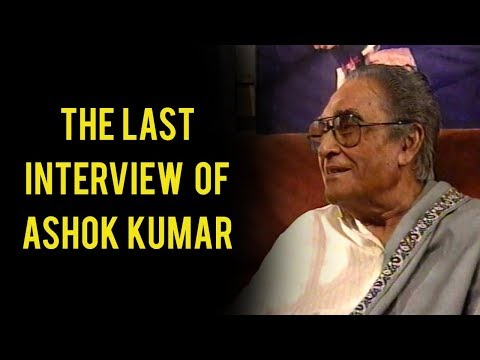 Ashok Kumar: Bollywood's First Megastar   Tabassum Talkies