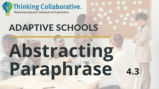 4.3 Abstracting Paraphrase