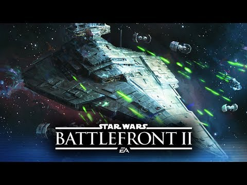 Star Wars Battlefront 2 - New Planet Fondor And More Space Battles News!