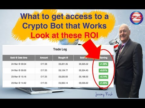 Best bitcoin trading bot 2018