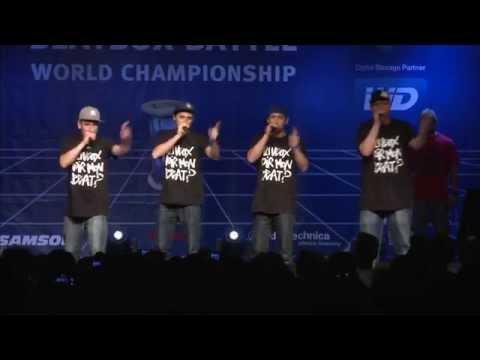 Under Kontrol - France - 4th Beatbox Battle World Championship