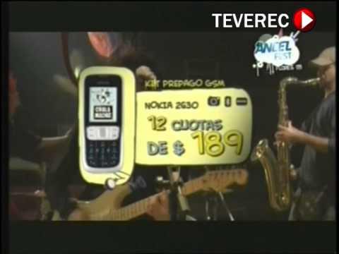 ANCEL Nokia 2009 TV Spot Uruguay 2009 TEVEREC