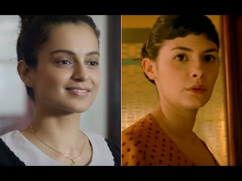 Thumbnail: Simran Teaser Review:Kangana Ranaut's Avatar Will Remind You Of Audrey Tautou's Amélie | SpotboyE