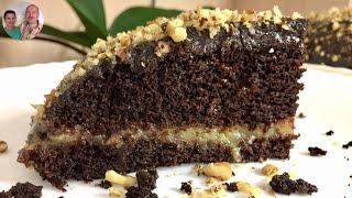Вкуснейший Торт в Пост и не только! Торт без масла, молока и яиц!