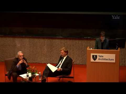 """The Aesthetic Today""  Jacques Rancière in Conversation with Mark Foster Gage"
