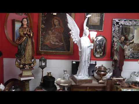 Antique Shopping in Auckland - Part 2