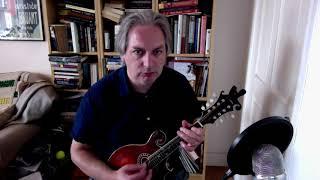 Jessica's (polka) on mandolin