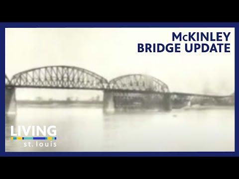 Ketc Living St Louis Mckinley Bridge Update Youtube