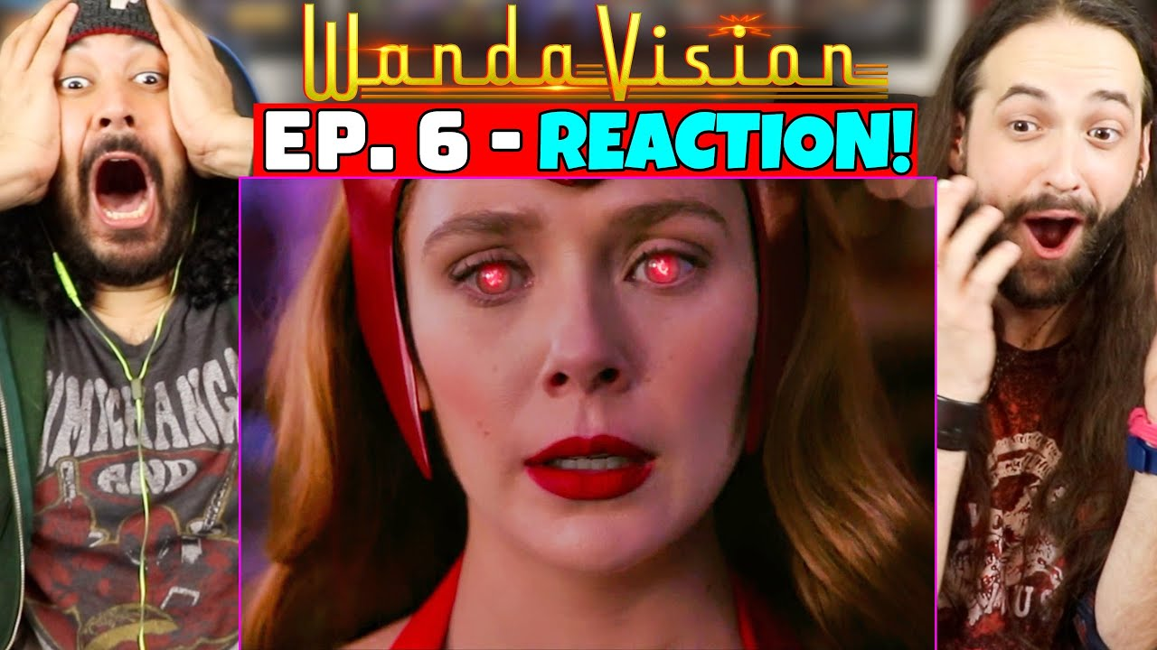 """Download WANDAVISION 1x6 REACTION!! (Episode 6   Spoiler Review   Theories) """"All-New Halloween Spooktacular!"""""""