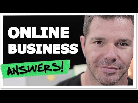 5 Big Questions: Critical Details For Your Online Business   Tentononline.com