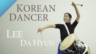 Meet traditional Korean dancer…