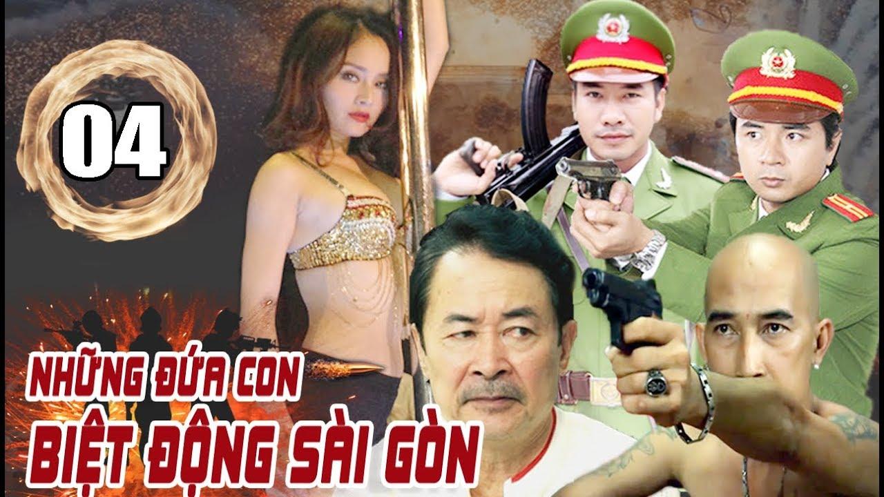 Những Đứa Con Biệt Động Sài Gòn – Tập 4 | Phim Hình Sự Việt Nam Mới Hay Nhất