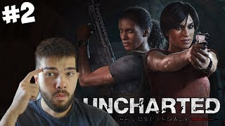 Павел играе: Uncharted: The lost legacy #2
