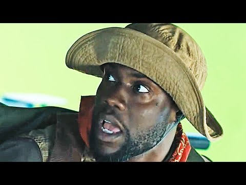 Jumanji - Bloopers &  Outtakes with Kevin Hart & Behind the Scenes (2018)
