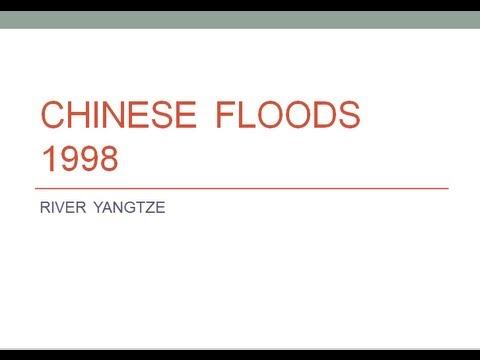 Yangtze Floods (1998)