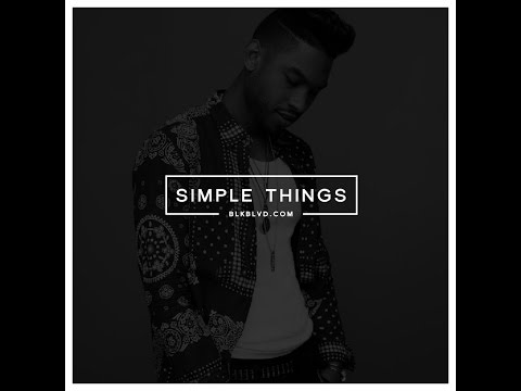 Miguel ft. Future & Chris Brown - Simple Things (Remix)