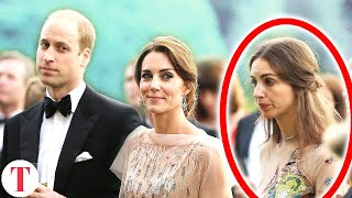 The Sad Truth About Rose Hanbury And Prince William