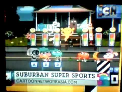 Play Now | Suburban Super Sports | CN Games | Cartoon Network Philippines [Footage]