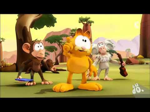 Garfield & Cie Saison 4 Aventures Africaines Part 4 - Le Chat Des Chats