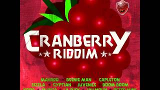 "Cranberry Riddim Instrumental ""Claims Records - Gutty Bling"" - May 2012"