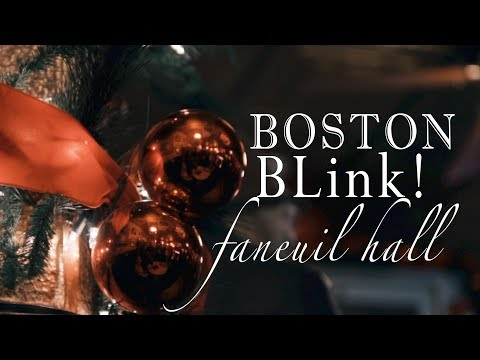 BLINK! @ BOSTON FANEUIL HALL | 2017 | Sigma 30mm 1.4