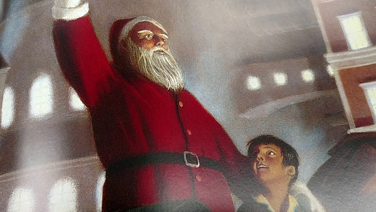 polar express the first gift of christmas