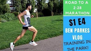 Running Intervals 800m Repeats - Training for a 2:28 Marathon vLOG - Episode 4!