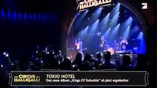 Tokio Hotel - Girl Got A Gun (Live)