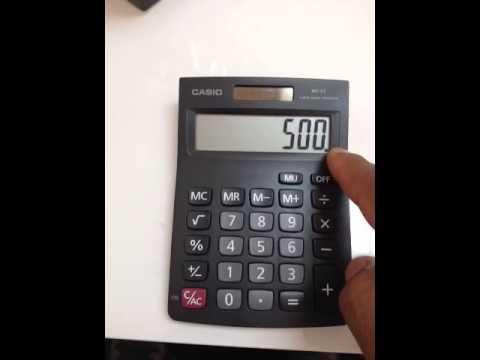 como calcular prestamos
