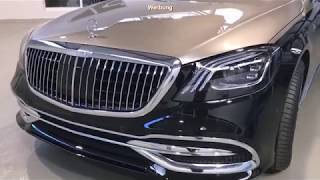 Tuning 2019 Hofele Ultimate S Mercedes S Klasse W222 Maybach Style
