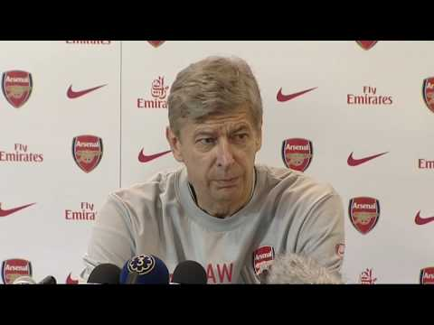 Arsene Wenger on the Thierry Henry handball incident